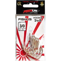Fishus Hooks Strong 6X