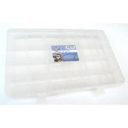 Caja transparente Sea Fishing