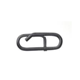 Black High Speed Open Split Ring (Conector de Señuelos)