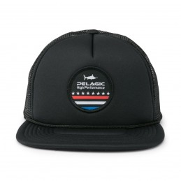 Foamer Core Hat Black