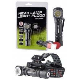 Spot Flood Head Lamp