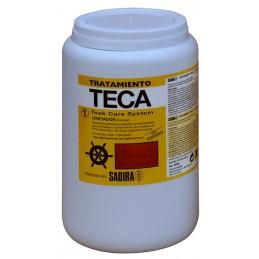 Tratamiento Teca 1: Sal...
