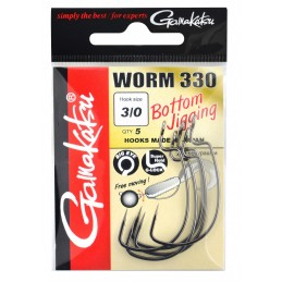 Anzuelo Worm 330 Bottom...