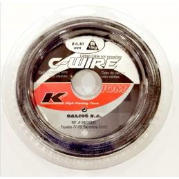 C-Wire Black Carbocable