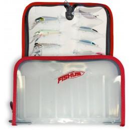 Caja Porta Artificiales Fishus