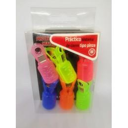 Pinzas Protectoras Multicolor