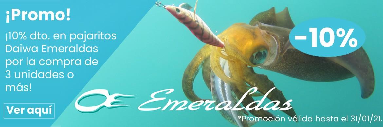 Promo emeraldas banner
